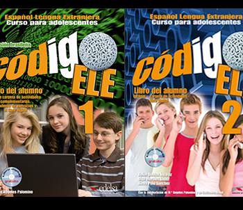 Código ELE | Manual para adolescentes Español lengua extranjera