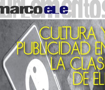 Cultura y publicidad en la clase de ELE | Edelsa