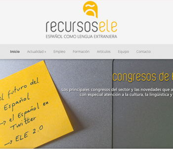 Recursos ELE | Español lengua extranjera | Edelsa