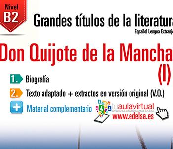 Grandes títulos de la literatura | Español lengua extranjera | Edelsa