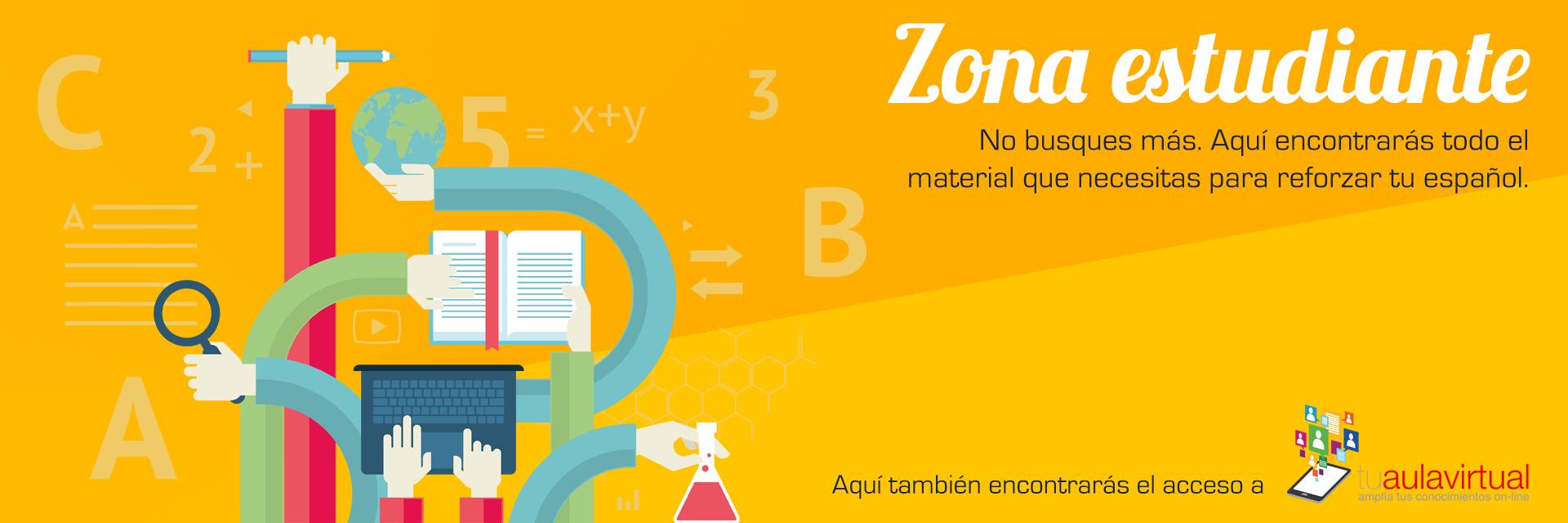 Zona estudiante Edelsa | Español lengua extranjera