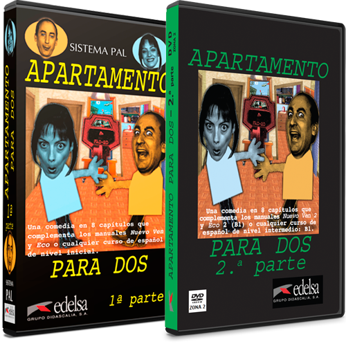 Apartamento para 2 - Español Lengua Extranjera