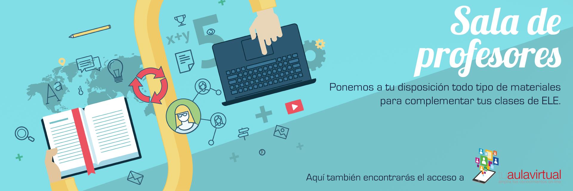 Sala de profesores Edelsa | Español lengua extranjera