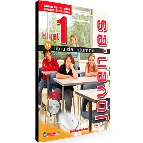 Joven.es - Curso ELE - Libro del alumno - Nivel 1