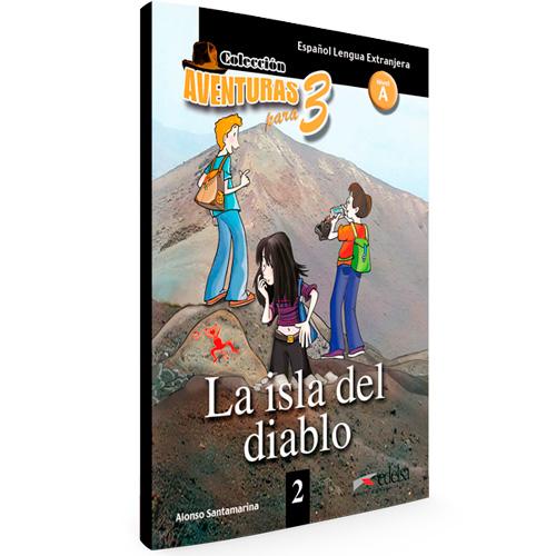 2- La isla del Diablo - Colección Aventuras para 3