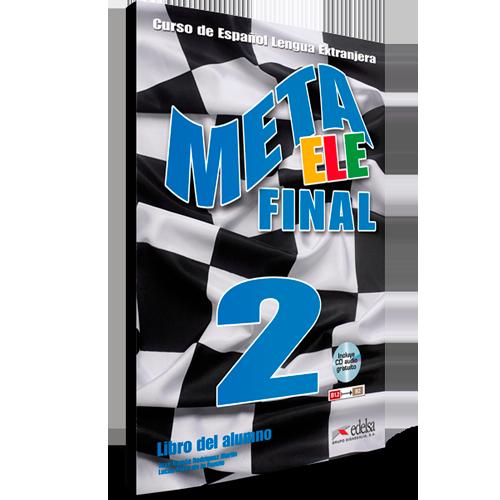 Meta ELE Final 2 - Curso Español Lengua Extranjera