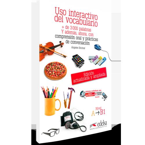 Uso interactivo del vocabulario - Nivel A-B1 - Español Lengua Extranjera