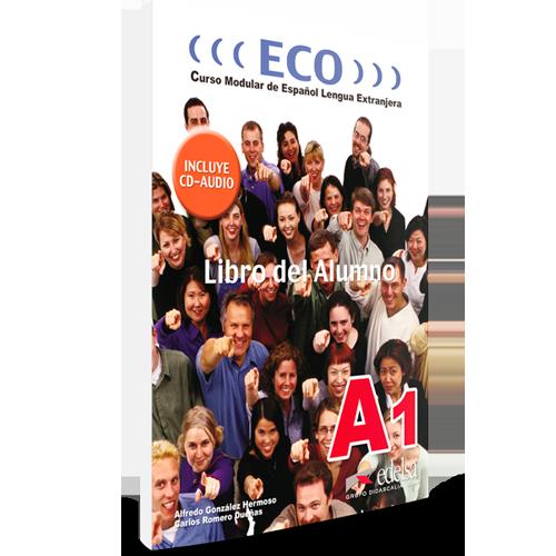 ECO 1 - Curso Modular de Español Lengua Extranjera - Libro del alumno