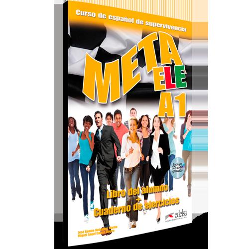 Meta ELE A1 - Curso Español Lengua Extranjera - Curso de español de supervivencia