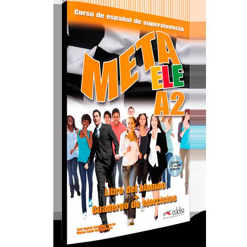 Meta ELE A2 - Curso Español Lengua Extranjera - Curso de español de supervivencia