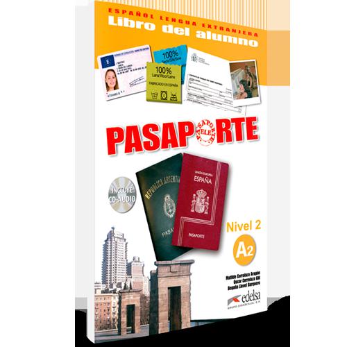 Pasaporte ELE A2 - Español Lengua Extranjera