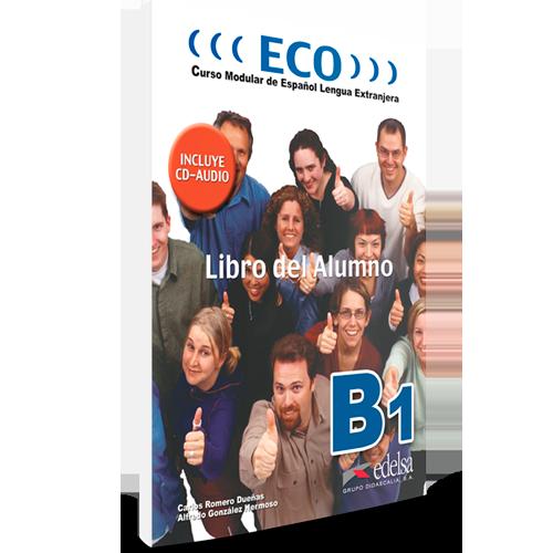 ECO 3 - Curso Modular de ELE - Libro del alumno
