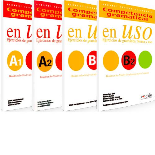 Competencia gramatical en uso - Español Lengua Extranjera