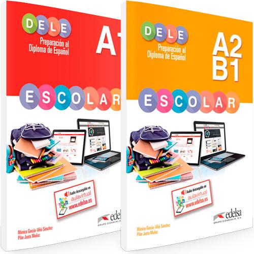 Preparación al DELE Escolar A1 y A2-B1