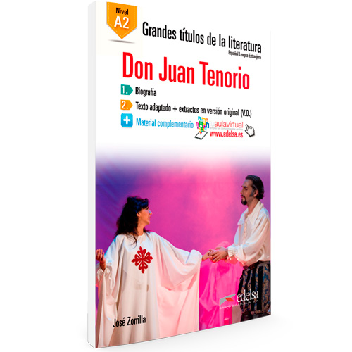 Don Juan Tenorio - Español Lengua extranjera