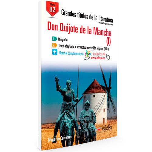 Don quijote de la Mancha I - Español Lengua extranjera