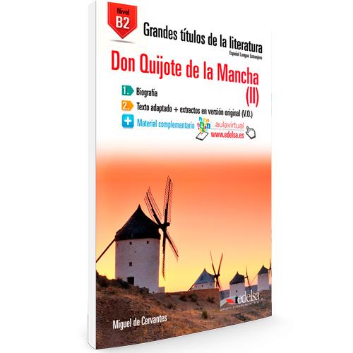 Don quijote de la Mancha II - Español Lengua extranjera
