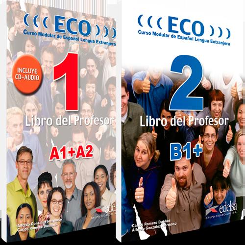 Eco - Curso Modular de ELE - Libro del profesor