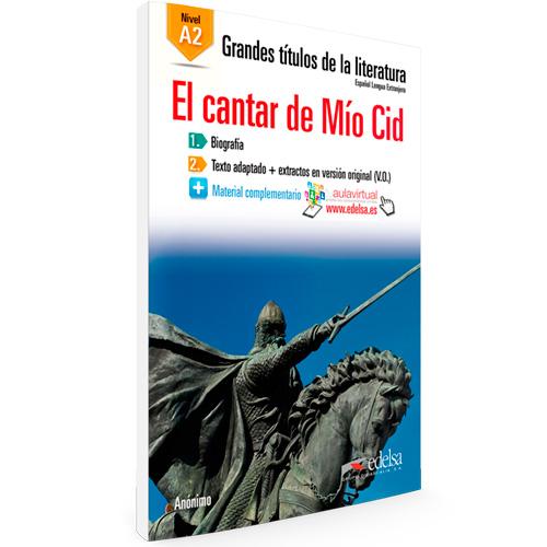 Grandes títulos de la literatura - nivel A2 - El Cantar de Mío Cid