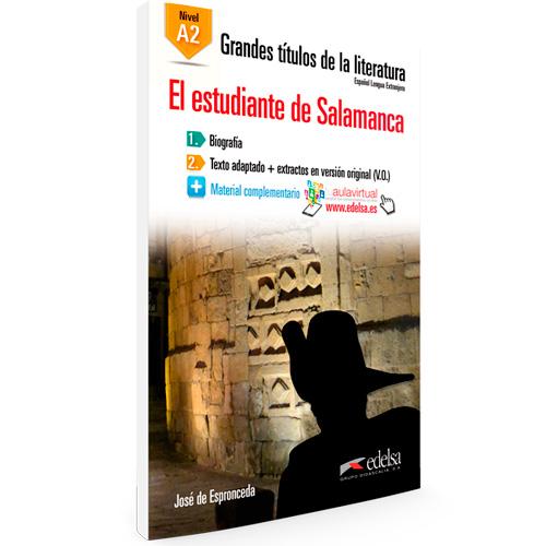 El estudiante de Salamanca - Español Lengua extranjera