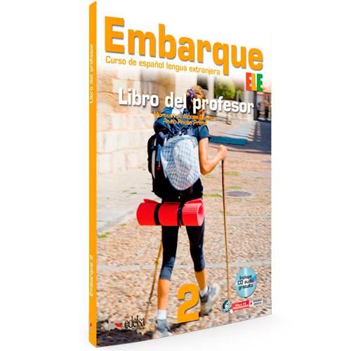 Embarque 2 libro del profesor - Español Lengua Extranjera