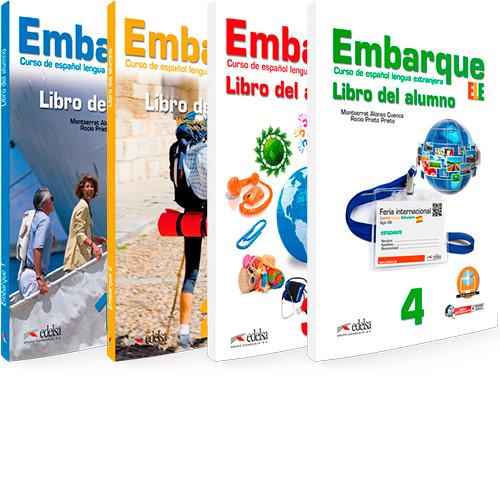 Embarque - libro del alumno - Español Lengua Extranjera