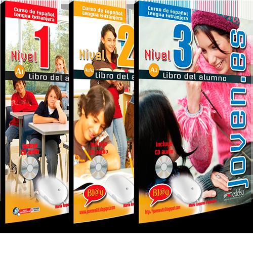Joven.es - Curso Español Lengua Extranjera - Libro del alumno