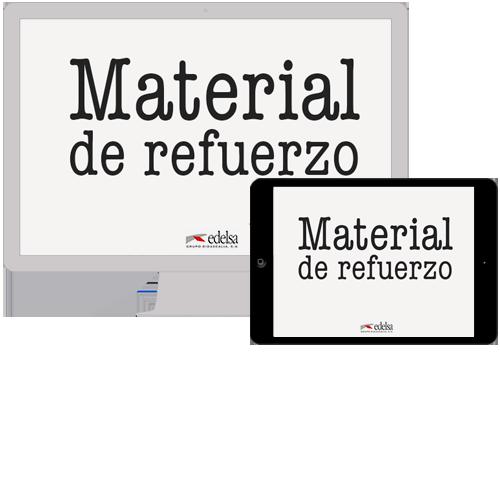Material de refuerzo ELE - Edelsa