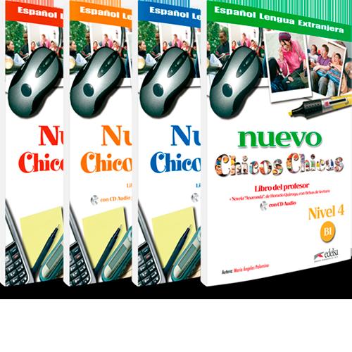Nuevo chicos chicas | Español lengua extranjera | Edelsa