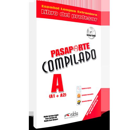 Pasaporte Compilado - A1 + A2 - ELE