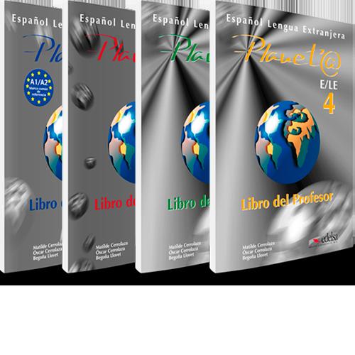 Planeta ELE - Español Lengua Extranjera - Libros del profesor