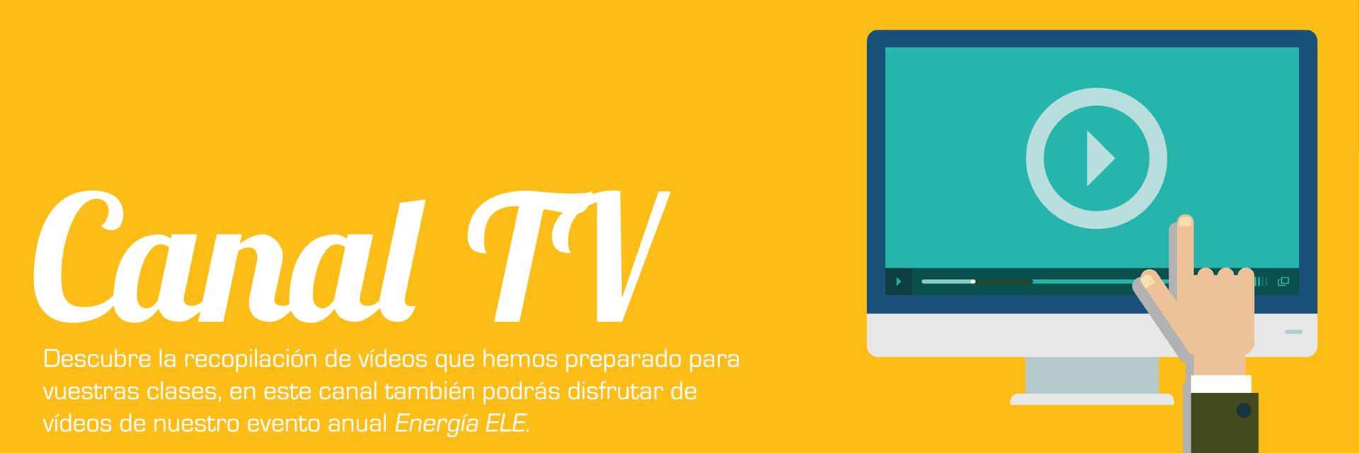 Canal tv Edelsa | Español lengua extranjera