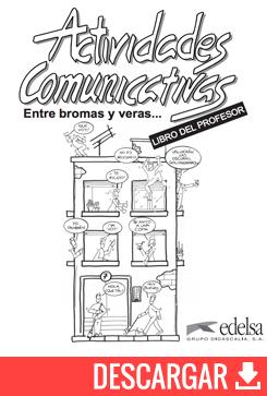 Actividades comunicativas - libro del profesor - descarga gratuita