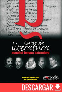 Curso de literatura Español lengua extranjera - libro del profesor - descarga gratuita