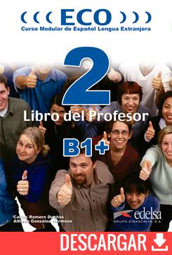 Eco 2 - libro del profesor - descarga gratuita