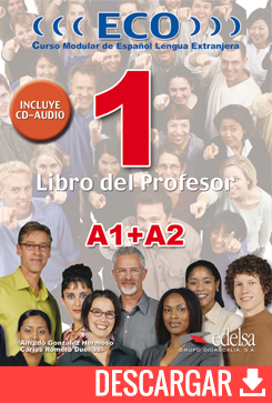 Eco 1 - libro del profesor - descarga gratuita