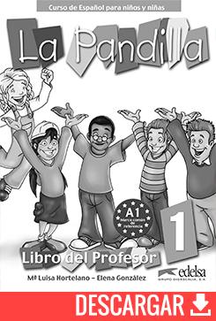 La Pandilla 1 - libro del profesor - descarga gratuita