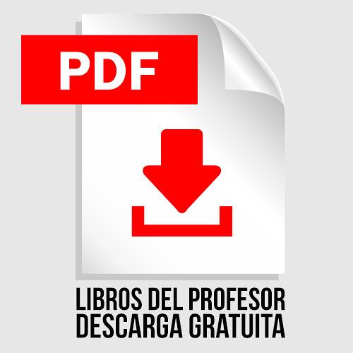 Libros del profesor – Descarga gratuita