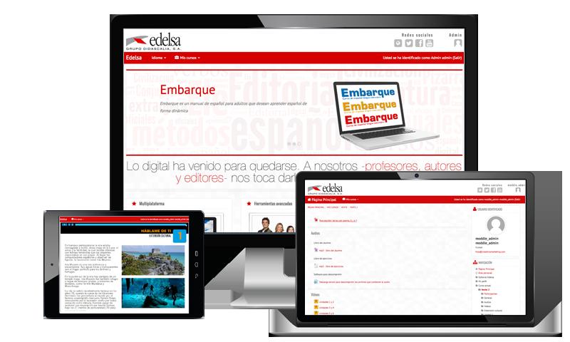 Plataforma tuaulavirtual | Edelsa