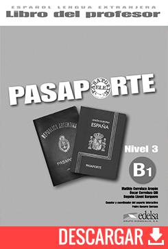 Pasaporte B1 - libro del profesor - descarga gratuita