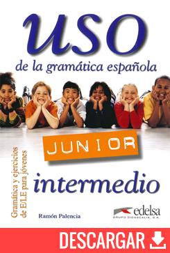 Uso de la gramática española junior intermedio - libro del profesor - descarga gratuita