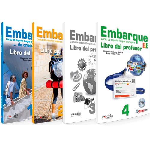 Embarque | Español lengua extranjera | Edelsa