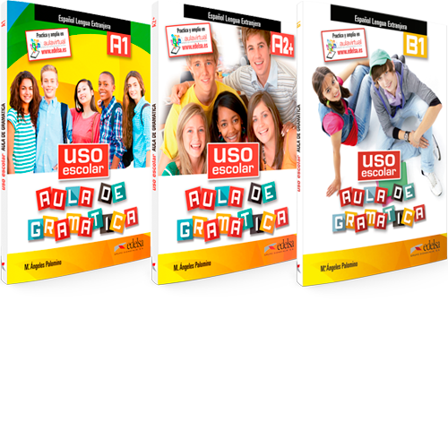 Uso escolar aula de gramática | Español lengua extranjera | Edelsa