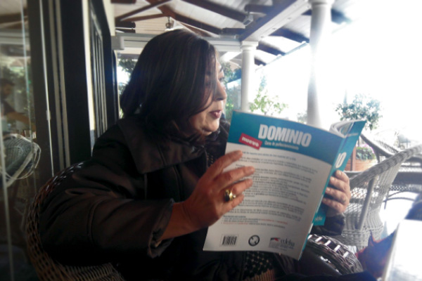 Dominio C | Leonor Quintana | Español lengua extranjera