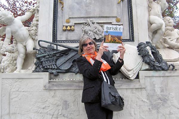 Entorno turístico | Marisa de Prada | Español lengua extranjera