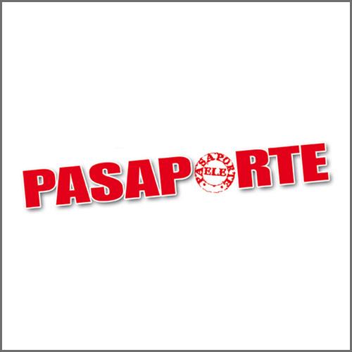 Pasaporte – Profesor