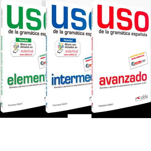 Uso de la gramática española | Español lengua extranjera | Edelsa