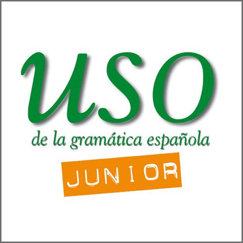 Uso de la gramática junior – Profesor
