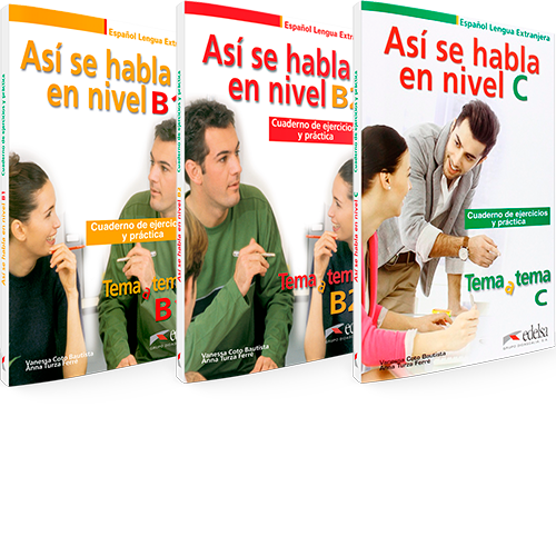 Así se habla | Español lengua extranjera | Edelsa