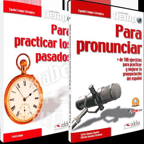 Colección tiempo para | Español lengua extranjera | Edelsa